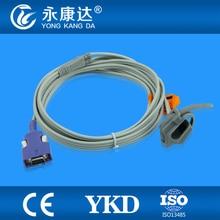 Mediana YM 6000 Neonate silicon wrap  spo2 sensor, oximax 14pins