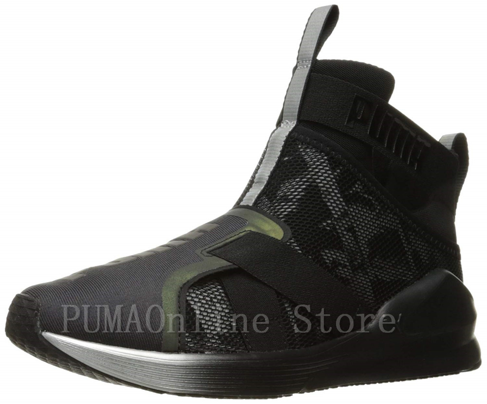 2018 Original PUMA Women s Fierce Strap Swan WN s Cross-Trainer Shoes Size  ... 2ab189ea0