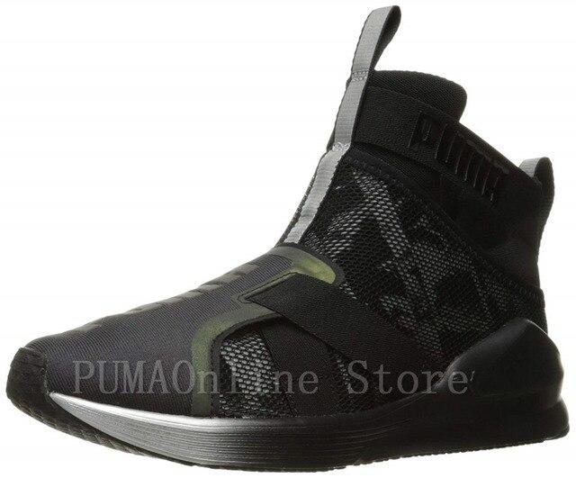 2018 Original PUMA Women s Fierce Strap Swan WN s Cross-Trainer Shoes Size  EUR36-41 f95989b8b
