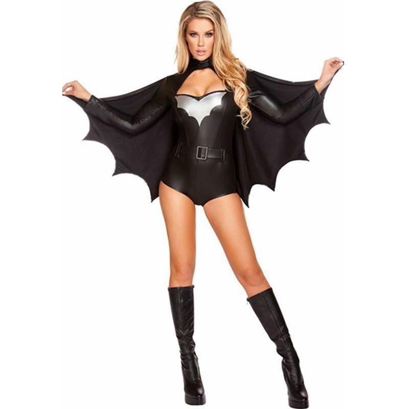 Mujeres vistiendo disfraces de halloween sexy