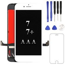 ФОТО  for iphone 6 lcd display ,quality aaa for iphone 6 lcd screen assembly white and black