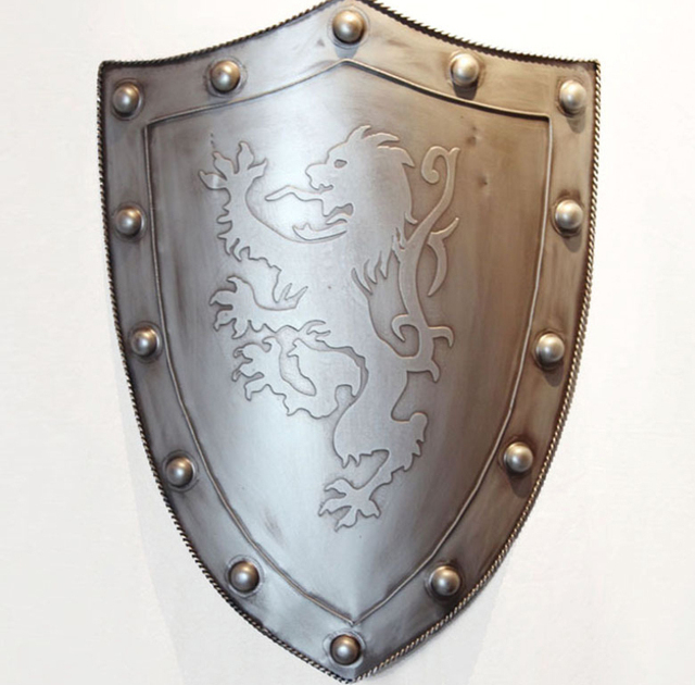 Armor Shield - Lion