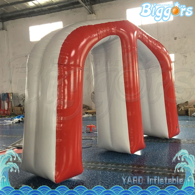 Inflatable BIGGORS Inflatable Airtight Paintball Bunker Field Inflatable Paintball Obstacle Course Inflatable M Bunker x x airsoft adults cs field game skeleton warrior skull paintball mask