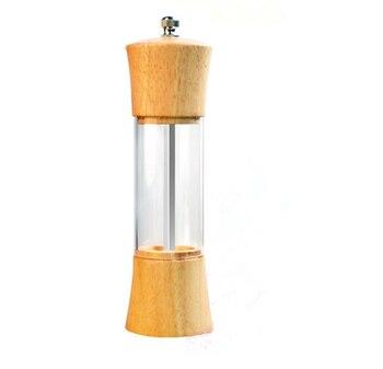 Shseja деревянная соль и перцемолки мельницы для соли и