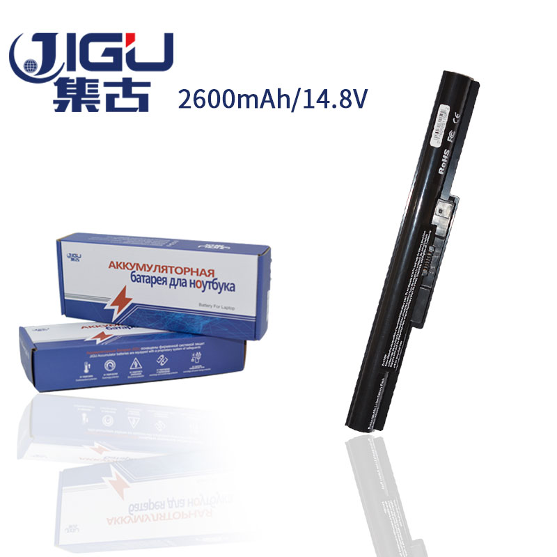 JIGU 2600mah Laptop Battery For Sony BPS35 VGP-BPS35 VGP-BPS35A For VAIO Fit 14E VAIO Fit 15E Series