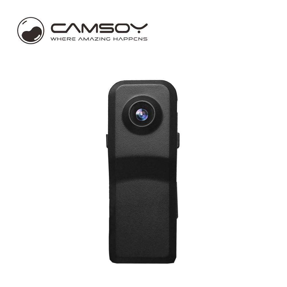 Camsoy 1080P Mini caméra HD Enregistreur vocal Petite caméra DVR - Caméra et photo - Photo 2