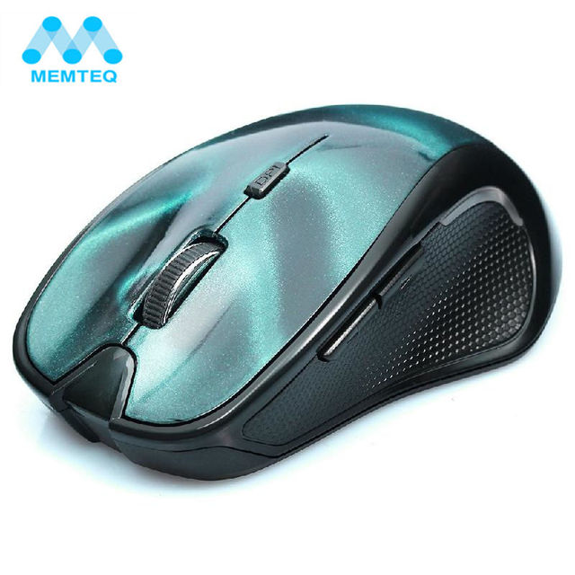 3055794c950 MEMTEQ 3D Wireless Bluetooth 3.0 mini Optical Computer Mouse 6 Buttons Mice  1600DPI for LaptopTablet PC 10M Working Distance