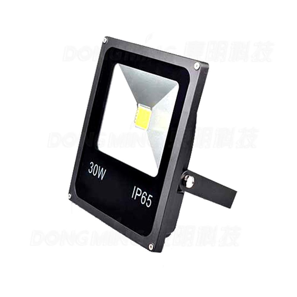 NEW black face IP65 Waterproof <font><b>LED</b></font> Flood Light <font><b>30W</b></font> Warm White 2500LM Outdoor <font><b>led</b></font> spotlight <font><b>RGB</b></font> bulbs AC85-265V