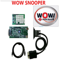 5PCS/Lot DHL freeshipping  wow snooper  R5.008 software TCS pro for obd2 cars trucks diagnostic tool working best