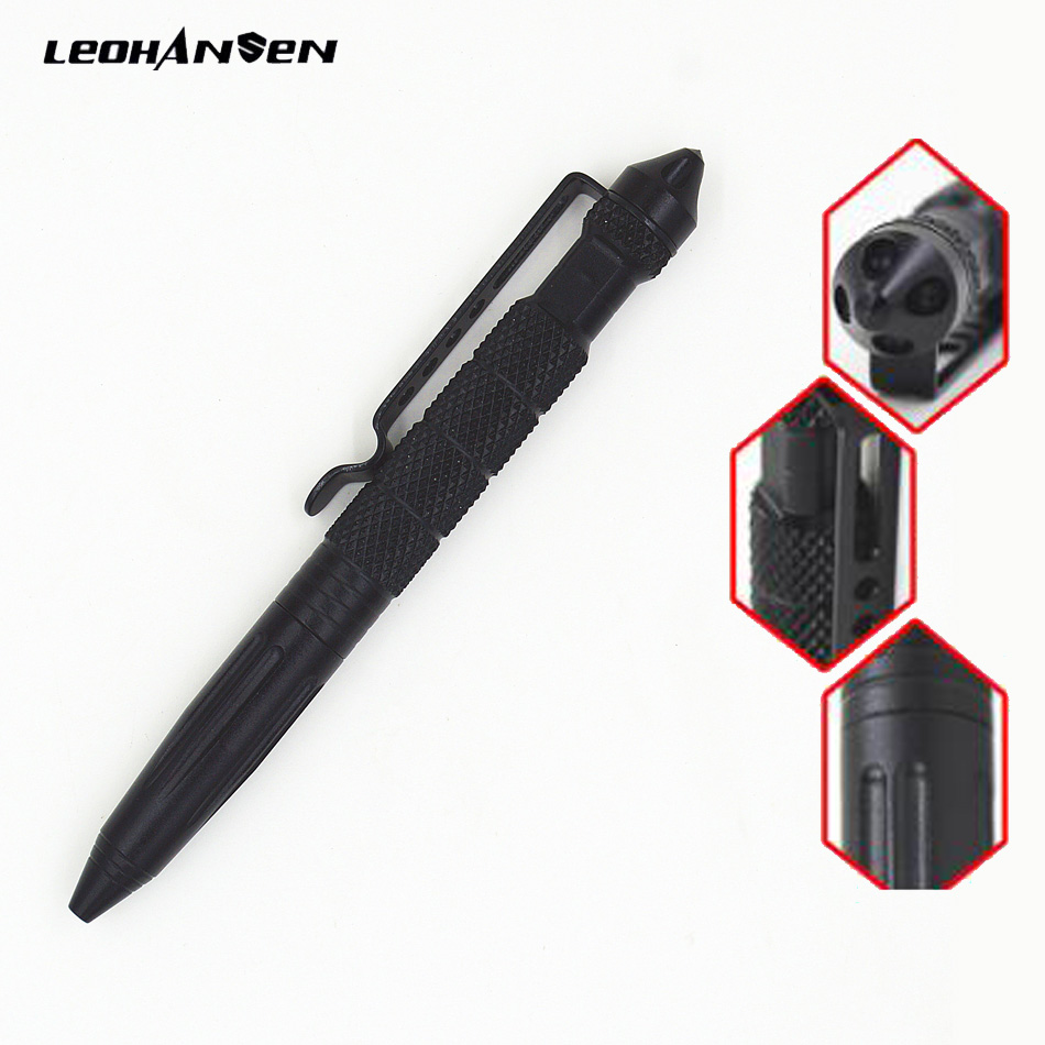 Brand New Self Defense Personal Safety Protective Stinger Weapons Tactical Pen Pencil , With Writing Function , Free Shipping