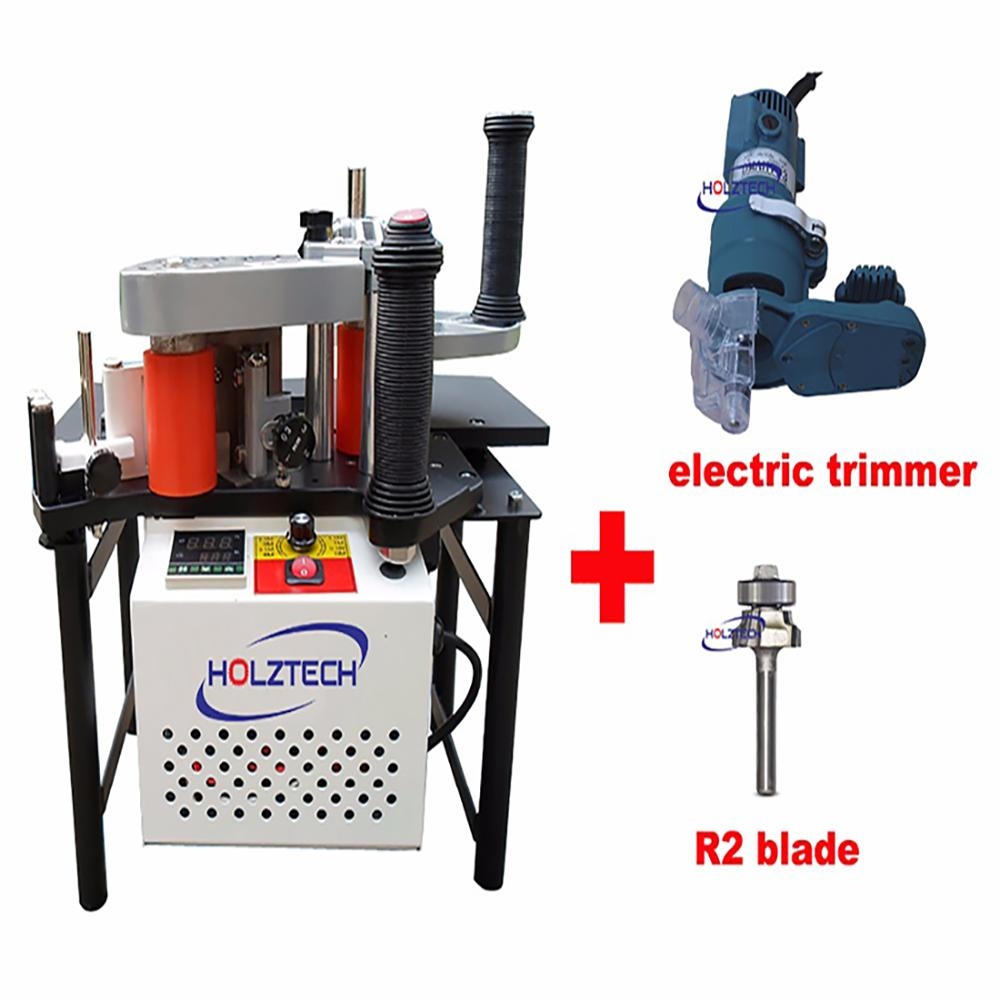 US $550 0 |Free Shipping Double Sided Glue Portable Edge Bander Edge  Banding Machine-in Wood Based Panels Machinery from Tools on Aliexpress com  |