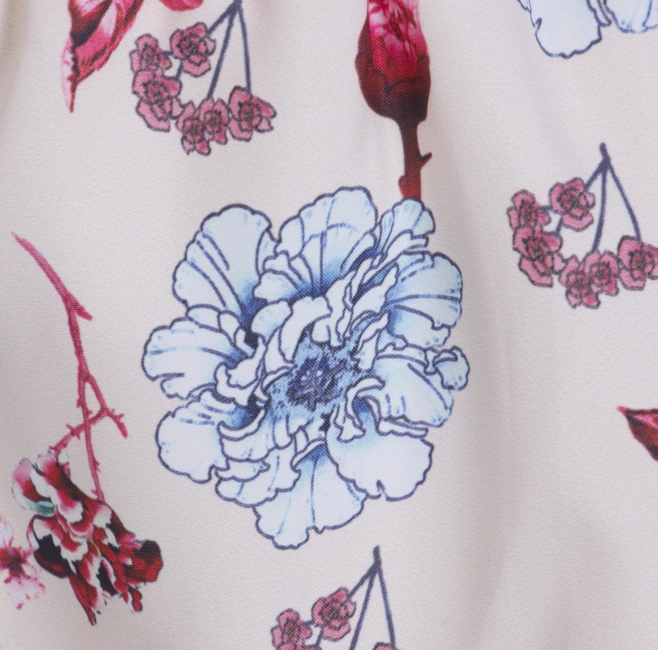 HTB1 YyDSpXXXXbIXpXXq6xXFXXXd - Women Floral Mini Skirt JKP090