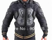 Бесплатная Доставка 1 Шт. Черный Взрослых Body Armor Куртка Мотоцикла Гвардии Грудь Защитника, S, M, L, XL, XXL, XXXL