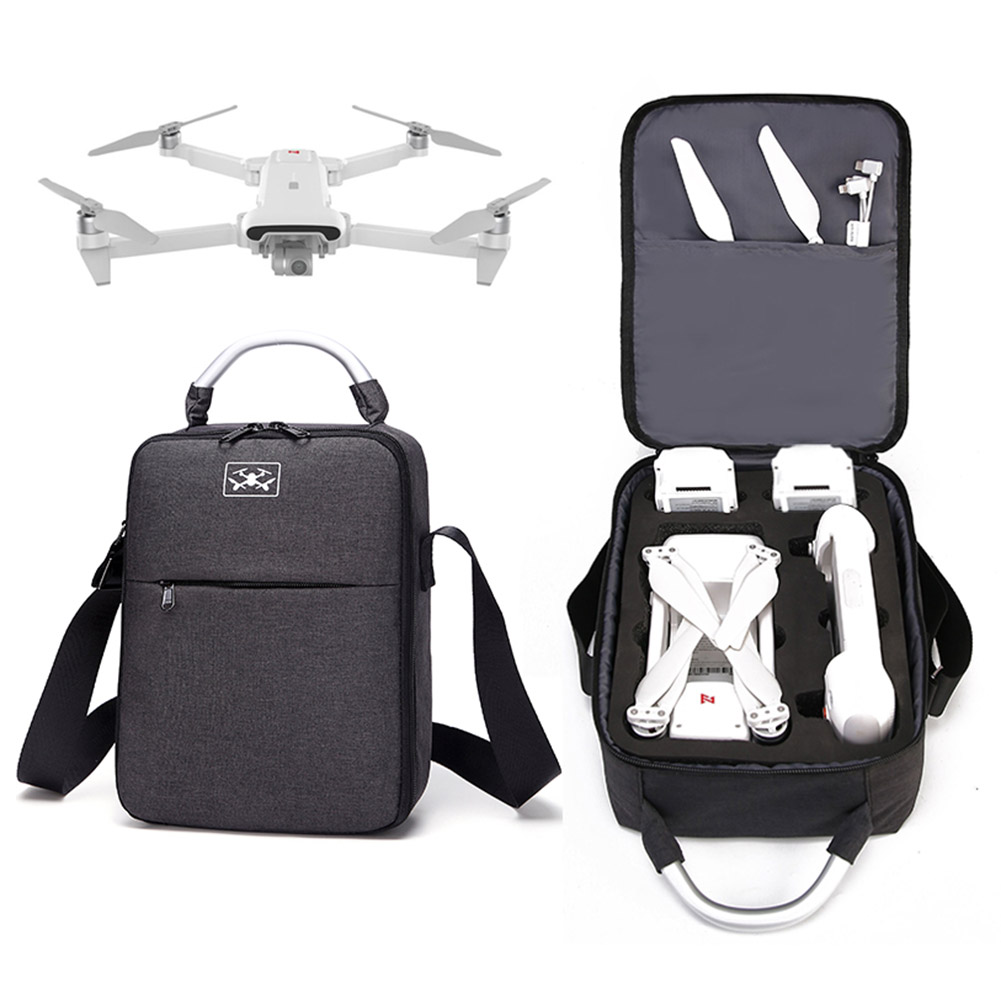 Storage Bag Transport Protective Waterproof Large Capacity Travel Portable Carrying Drone Single Shoulder For Xiaomi FIMI X8