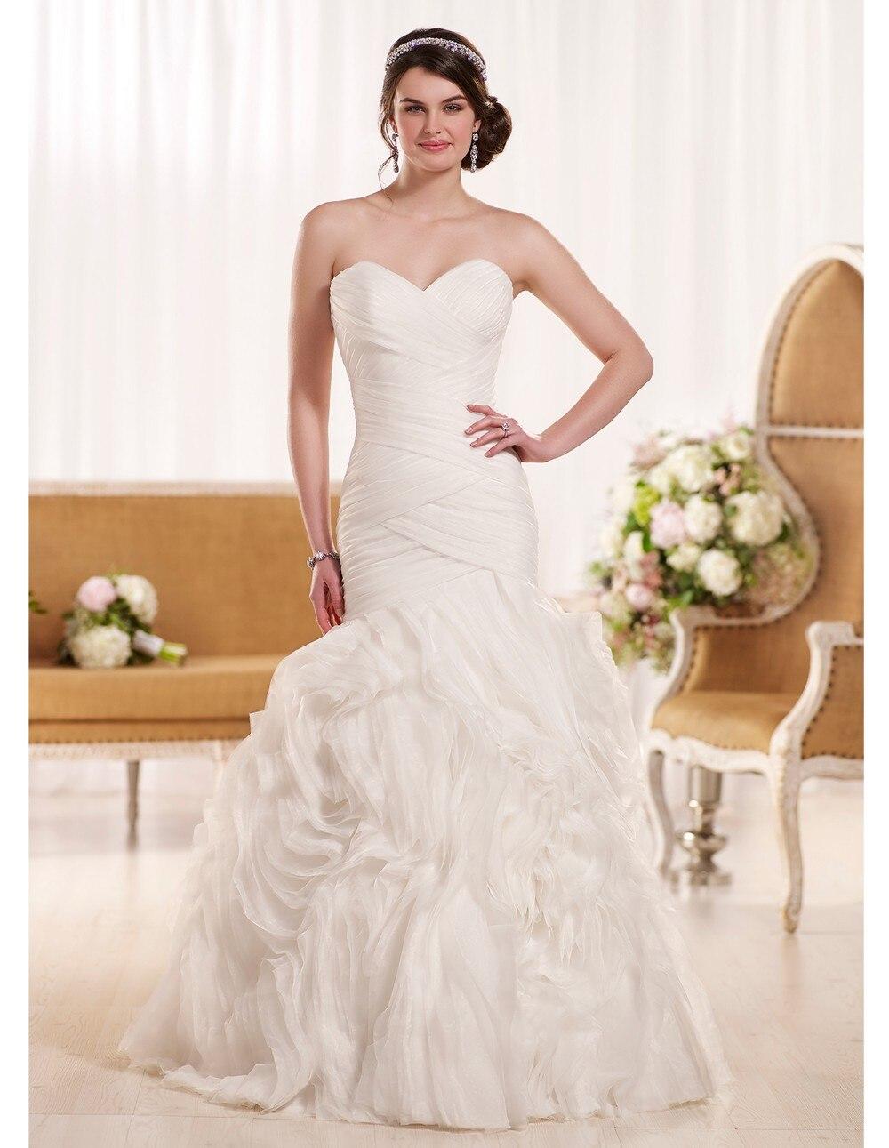2016 sexy blush pink wedding dresses cheap formal bridal gowns Long Trains  Mermaid Wedding Dresses on Aliexpress.com  e159512e2a54
