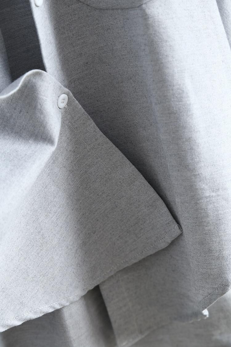 Blouse Korean Long Sleeve Tops And Blouses Vintage Women Shirts 33