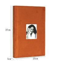 New 4D Photo Album 300 Pockets 6 Inch Photo Album Environmental Protection Paper Family Memory Record Photo Book Photo Album