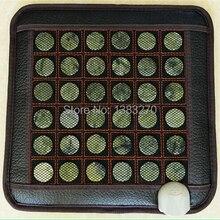2018 Лидер продаж популярный подарок Подогрев jade подушки диван Нефритовый матрас пульта дистанционного управления 45*45 см