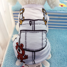 Puppy Shirts Pet Dog Clothes