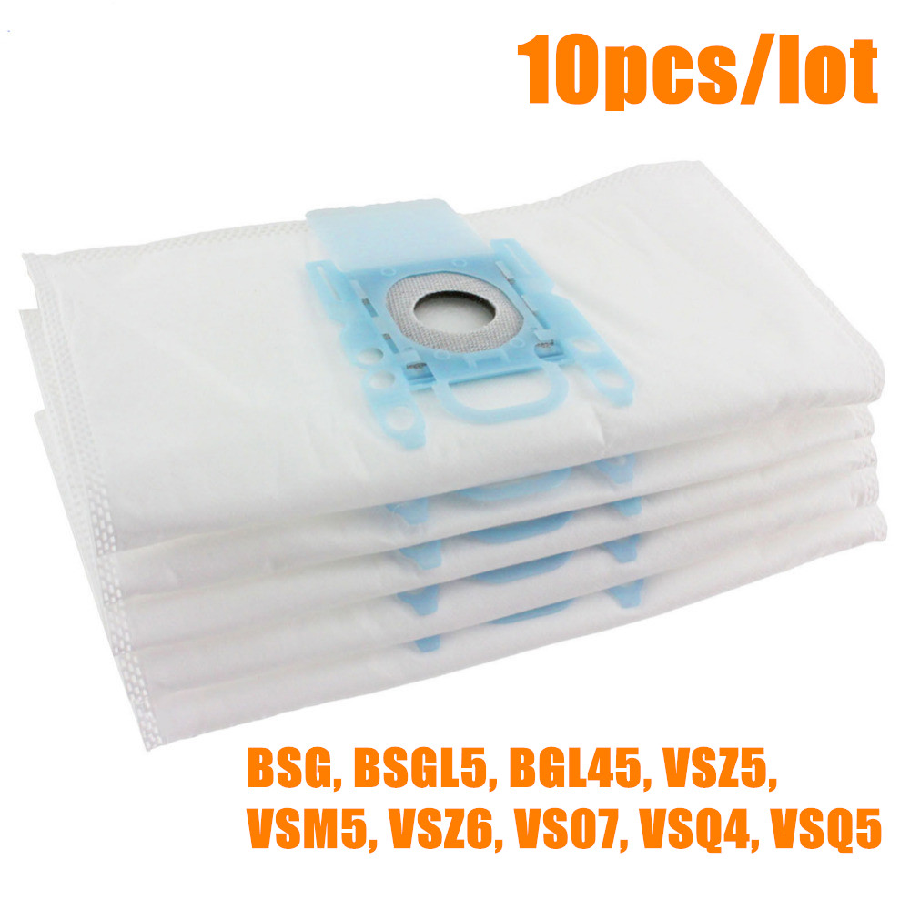 10 PCS Vacuum Cleaner Dust Bag Replacement For Genuine