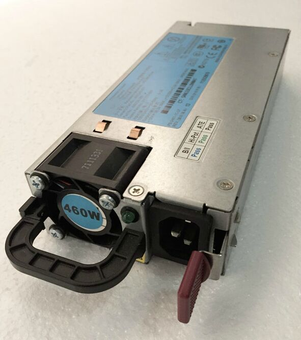 Adapter Power-Supply for HP Dl360/Dl380/Dl360g6/.. 499249-001 511777-001 Ac