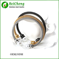 BC Jewelry 2015 retail Fashion Women Charm Style Gold Stainless Steel Jewelry Bangle Cuff Bracelet with peral  BC-0060