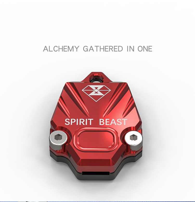 ac85423d6 Compre SPIRIT BEAST Motocicleta Chave Acessórios Decoração Chave ...
