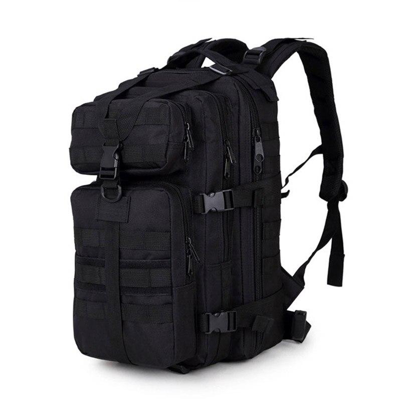 35L 3 P militaire tactique assaut Pack sac à dos Molle étanche Bug Out sac petit sac à dos pour la randonnée en plein air Camping chasse