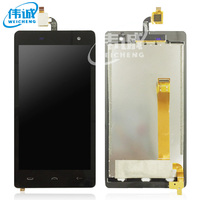 WEICHENG For HOMTOM HT20 LCD Display + Touch Screen Digitizer Assembly for HT 20 +Free Tools