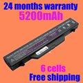 Jigu envío libre 6 celdas de batería del ordenador portátil para hp probook 4510 s 4710 s 4710 s/ct 4720 s 4510 s/ct 4515 s 4515 s/ct 4520 s