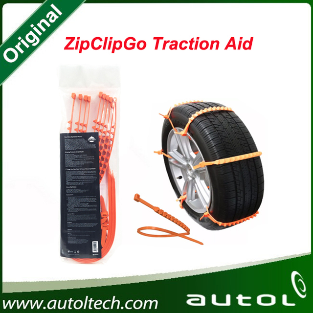 2016 New Arrival ZipClipGo Emergency Traction Aid for car stuck in mud snow or ice in bad weather conditions