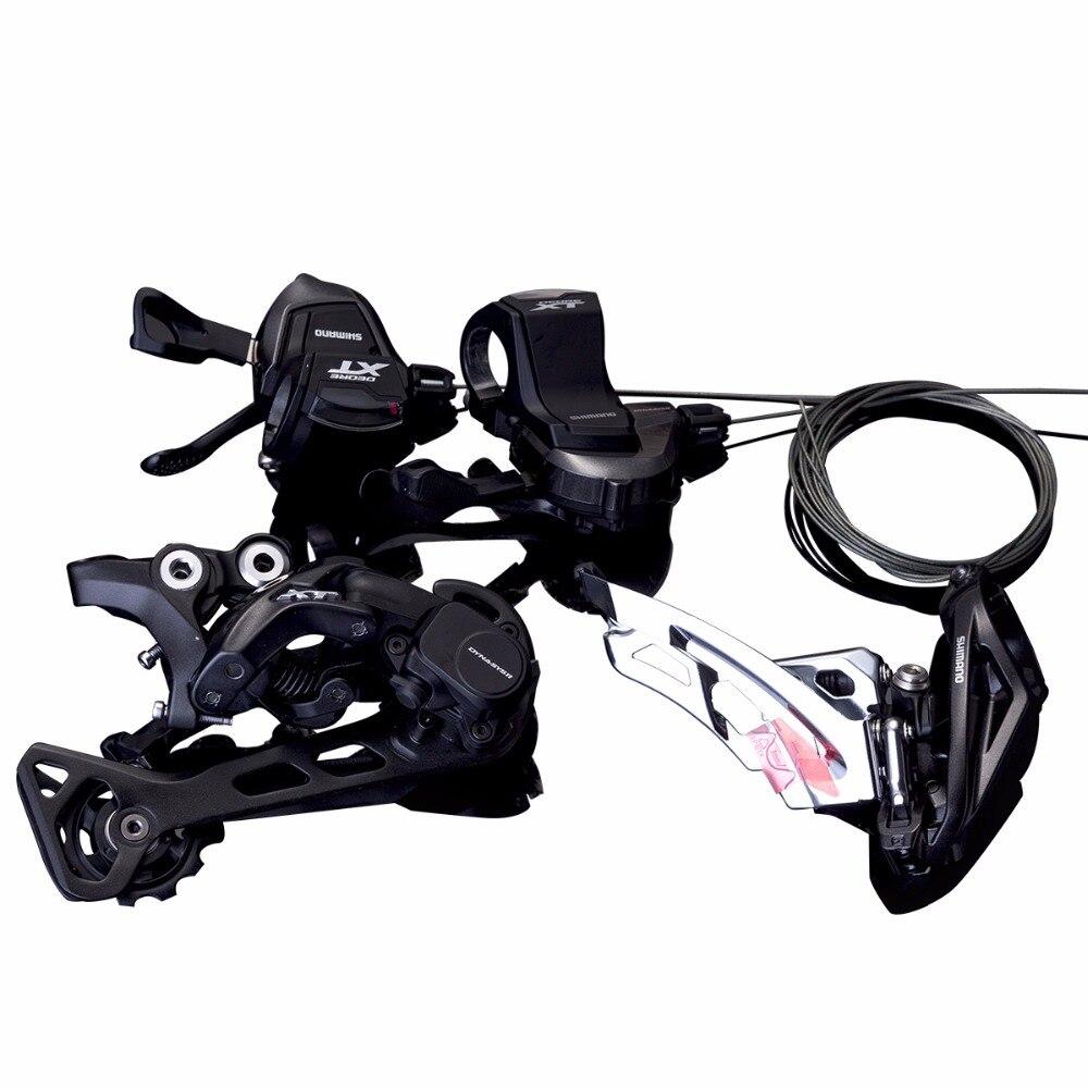 LAUXJACK mountainbike titan rahmen 33 geschwindigkeit Shimano XT ...