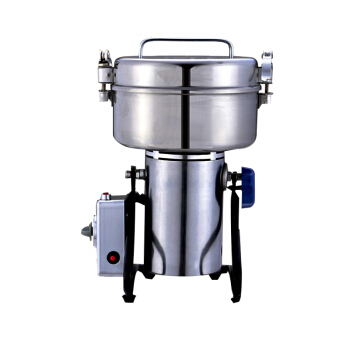 Whole Grains Mill Traditional Grinder Chinese Medicine Powdering Machine Pearl Bone Grinding Machine