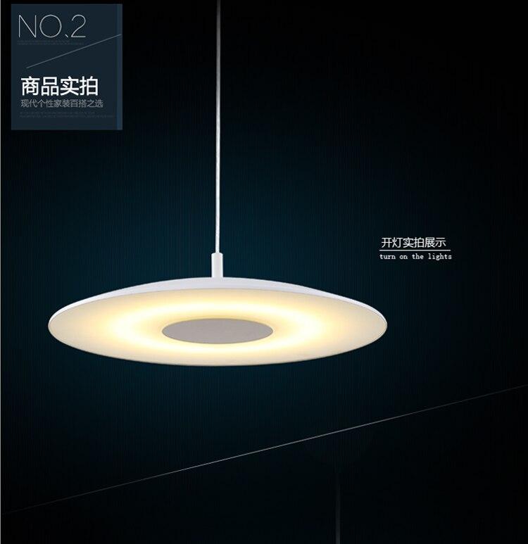 A1 Modernen Minimalistischen Nordic LED Esszimmer Pendelleuchte Esszimmer  Studie Kreative Schlafzimmer Lampe(China (Mainland