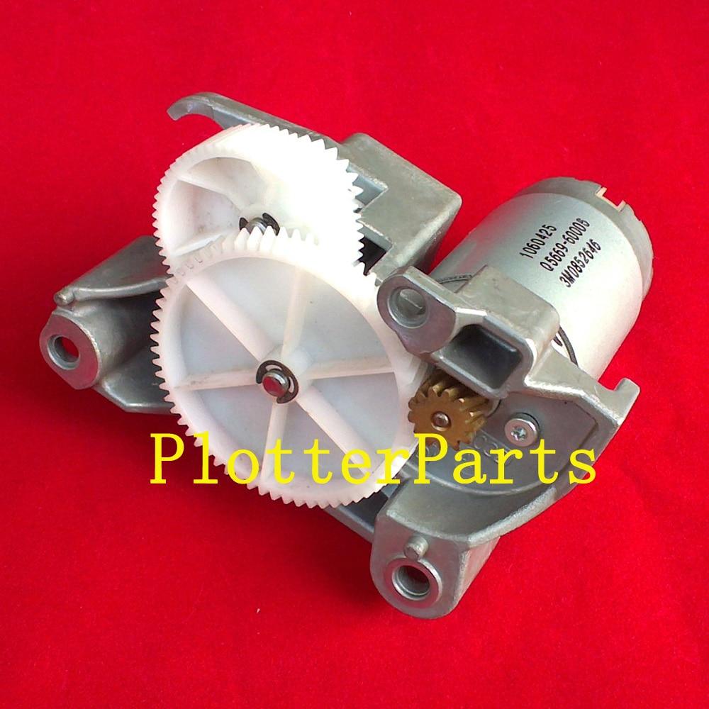 CH538-67027 Media advance transmission for HP DesignJet T770 T790 T1200 T1300 T2300 Z5200 Original used ch538 67018 carriage belt for hp dj t1200 t1300 t2300 t770 z5200 44inch plotter part original new