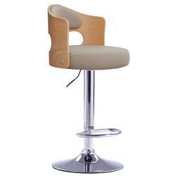 Многофункциональный барный стул бытовые простой поднял поворачивается обеденный стул с подножкой Кофе магазин барный стул твердой