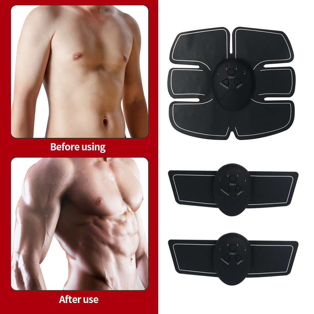 Abdominal Belly Leg Arm E-PERSONAL Muscle Trainer