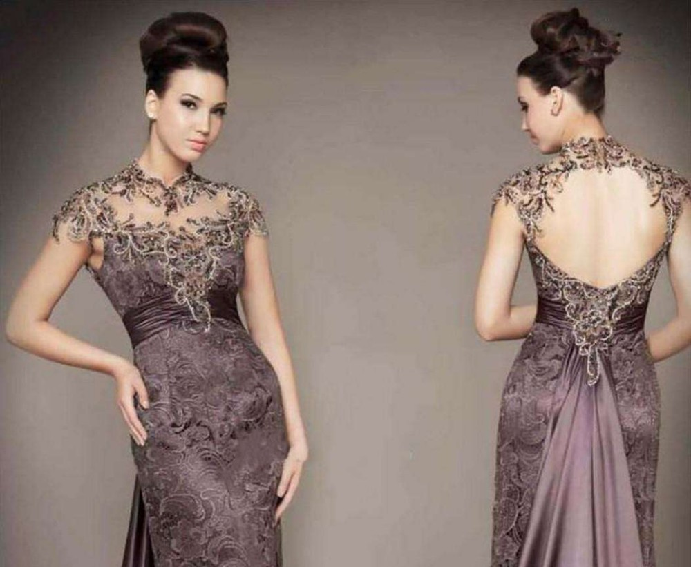 2017 New Design Lace Mother Of The Bride Dresses