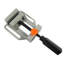 купить CNC Machine Tools Bench Clamp Jaw Mini Table Vice Plain Vice( QGG) for DIY CNC Milling Machine по цене 1129.85 рублей