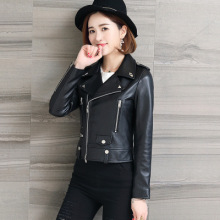 2018 New Fashion Genuine Sheep Leather Jacket H34
