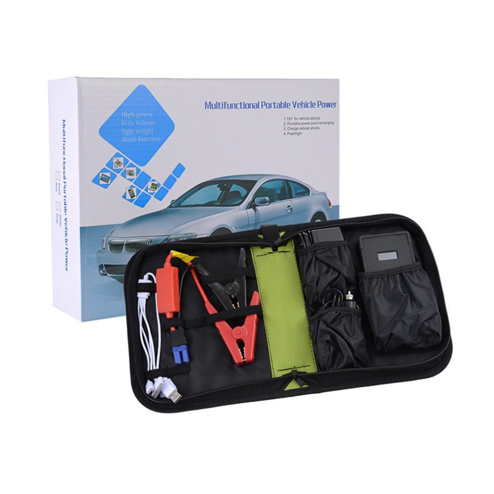 68800mAH Car Jump Starter 4 USB Portable Mini Car Emergency Booster font b Battery b font