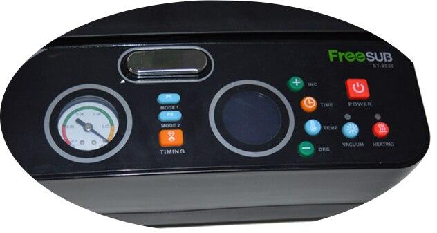 4 pz ST 2030 3d di Vuoto di Sublimazione/Mini Digitale di Scambio di Calore/Calore Presse Macchina Per La Copertura Della Cassa Del Telefono di Stampa - 4