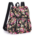 2017 Korean Style Women Backpacks nylon Printing School Backpacks for Teenagers Girls Backpack Schools Back Pack Women Rucksack