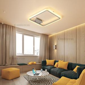 Image 5 - Nuovo Arrivo moderno led luci di soffitto per soggiorno camera da letto Creativa lampada da soffitto a led lamparas de techo plafonnier led