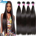 Peruvian Virgin Hair Straight 7A Unprocessed Virgin Hair Peruvian Straight Virgin Hair Human Hair Weave Peruvian 4 Bundles Deals