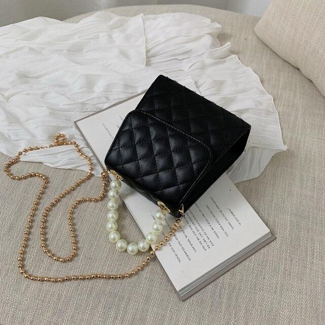 Pearl Tote Bag Summer PU...