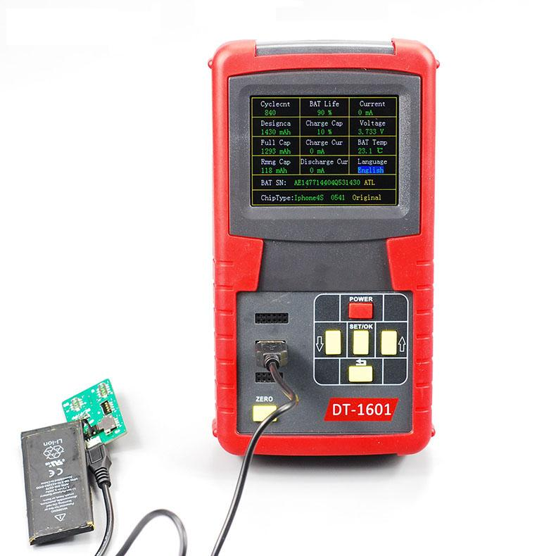 how to save videos on iphone mobile phone battery tester dt 1601 in battery testers 1601