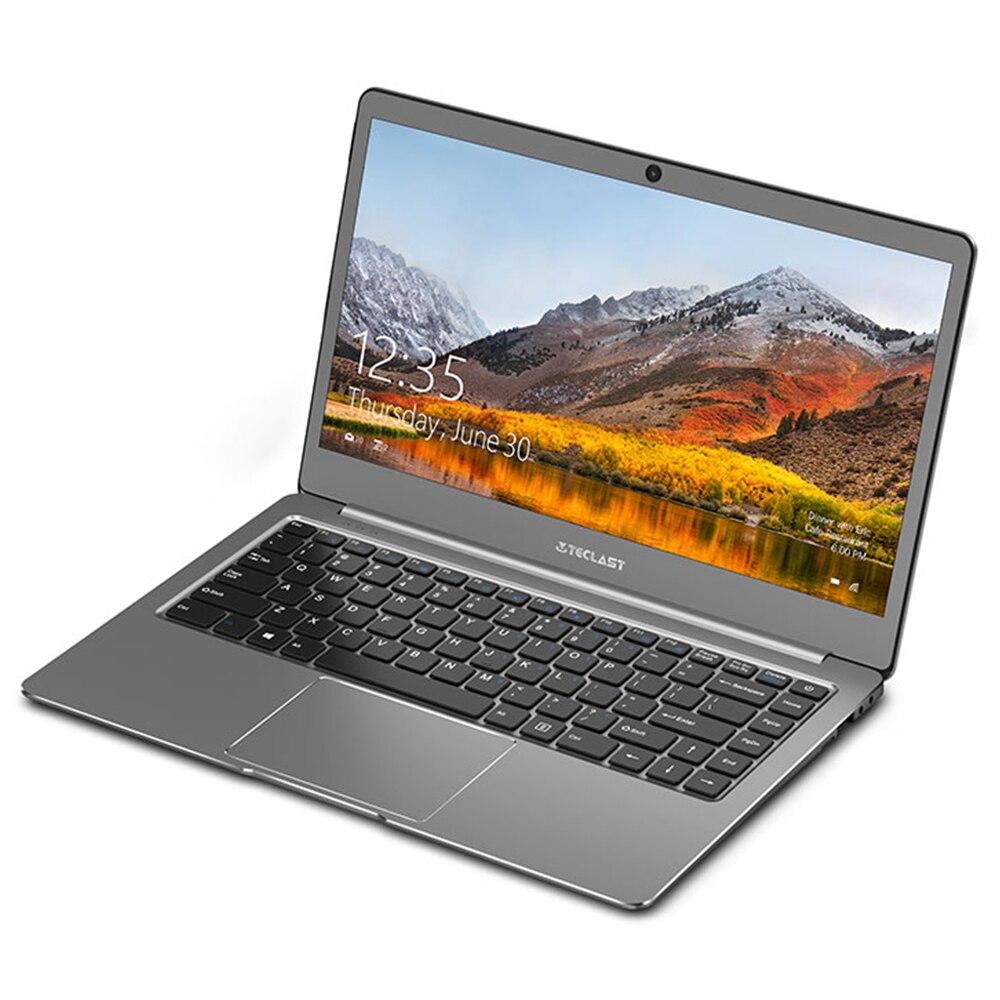 Teclast Laptop F6 Notebook 6gb Ram 128gb Ssd 13.3'' Windows10 Home English Version Intel Quad Core 1.10ghz Bluetooth Camera Hdmi #2