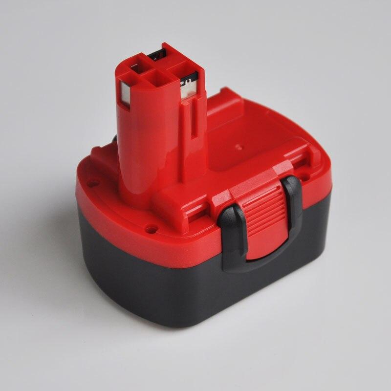Batería recargable Ni-MH para taladro eléctrico Bosch, destornillador, US 1-2 Uds., 3.0Ah, 14,4 V, BAT038, BAT040, BAT041, BAT140, BAT159