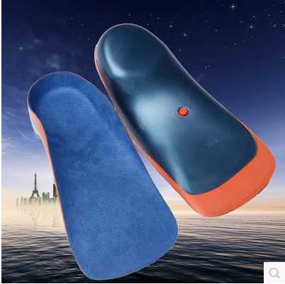 Orthopedic Arch Supports Insoles Orthotic Insoles Valgus Orthotics X-Leg Children Shoe Pad Flat Feet Insert Shoe Accessories